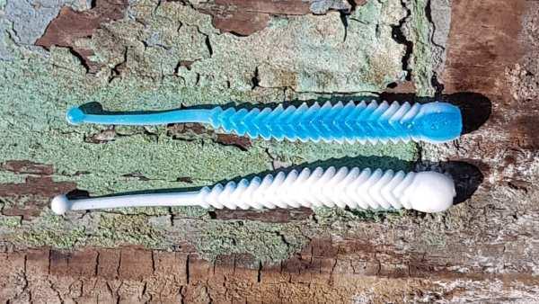 ProBaits Rattle Snake 80 mm - Meister der Herzen - Knoblauch