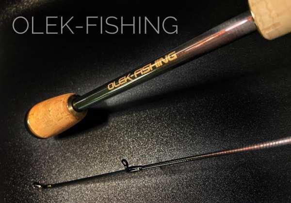 Olek-Fishing Trout Area1 - 1,98m - 1,5-7g