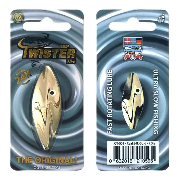 Twister - Real 24k Gold 7,5 g