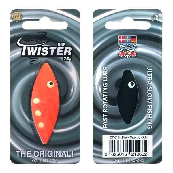 Twister - Black Orange 7,5 g