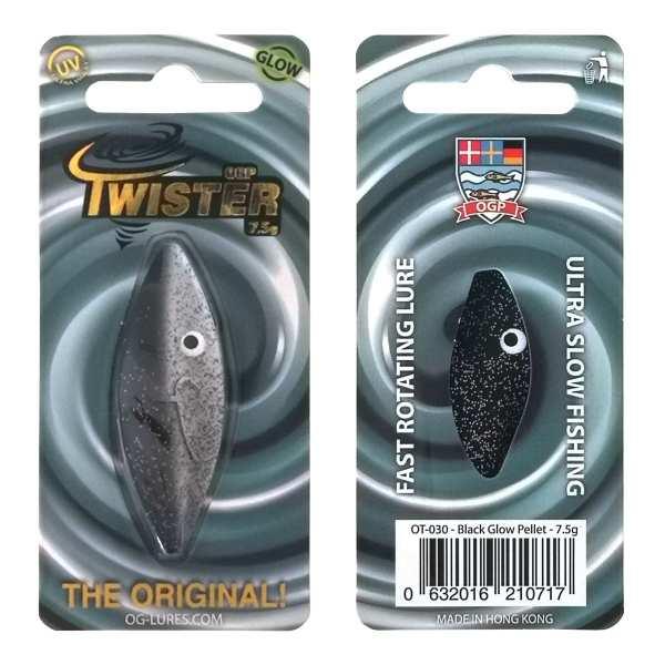 Twister - Black Glow Pellet 7,5 g