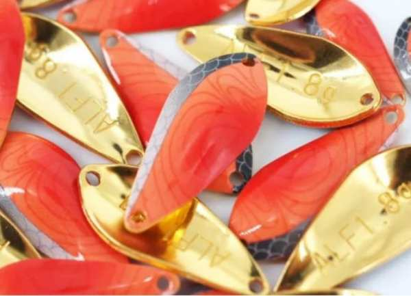 Alfred Spoon - Salmon KRG 1,8g Limited Serie