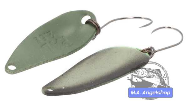 Forest Pal Limited 2,5g - LT15 Pin Tail Olive