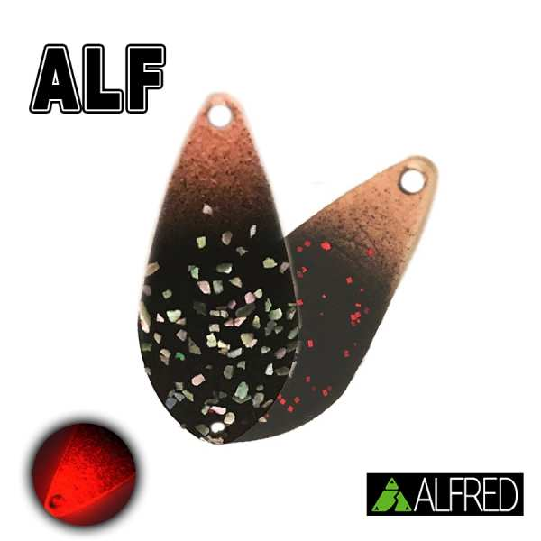 Alfred Spoon - Red Glow Limited Color 1,8g