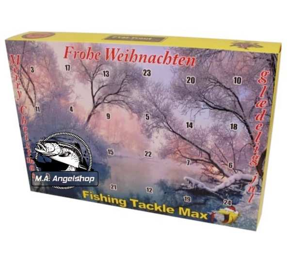 Fishing Tackle Max - Adventskalender - Forelle Spoon