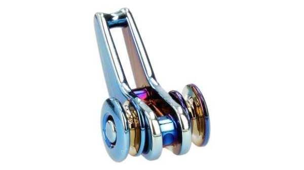 Fuji EHKM Hakenhalter (Hook Keeper) Blau