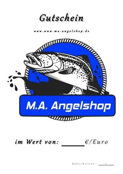 M.A.- Angelshop Gutschein 20 €