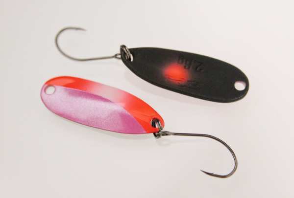 M.A - Spoon Miracolo / Lila - Rot / Redpoint 2,6 g